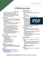 TLR Function Assay
