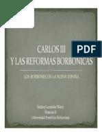 Unidad 2 Carlos III y Las Reformas Borbónicas - Stéfany Londoño