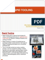 Rapid Tooling