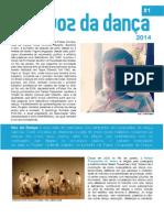 voz da dança #1