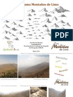 Present Montañas de Lima
