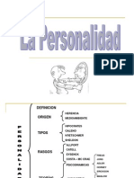 PErsonalidad Clase 1