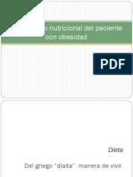 Tratamiento Nutricional Del Paciente Con Obesidad 1