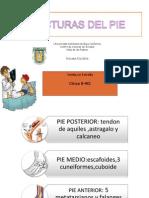 Fracturas Del Pie