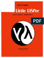 The Little LISPer 3rd Edition