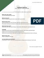 Classical guitar mini masterclass