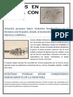 Proyecto Periódico GUERRA CON PERÚ 1941