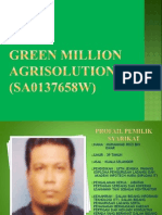 Green Million Agrisolution Ent - Catalog