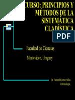 Introduccion a La Biosistematica