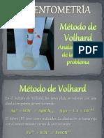 Método de Volhard