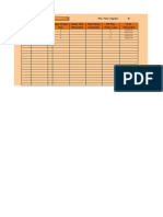 Tabla de Posiciones 2014-05-29