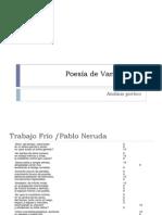 Poesía de Vanguardia