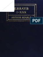 Arthur Searle-essays (118)