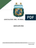 Estatuto - AFA