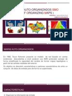 Mapas Auto-Organizados SMO (Self Organizing Maps )