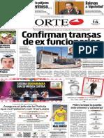 Periódico Norte edición del día 14 de agosto de 2014