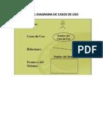 Notación Del Diagrama de Casos de Uso
