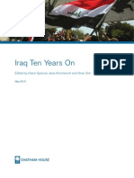 Iraq Ten Years On