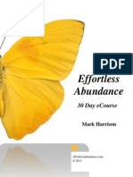 Effortless Abundance - 30DayCourse