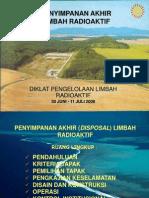 Diklat PLR Disposal 1