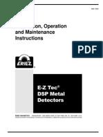 Eriez Metal Detectors
