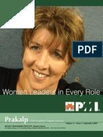 Prakalp Sept09 Womens Special Edition