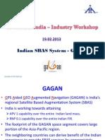 04 Indian SBAS System-GAGAN, C R Sudhir