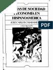 Chiaramonte - Formas de Sociedad y Economía en Hispanoamerica