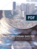 Global Report on Human Settlements 2005 - Financing Urban Shelter