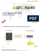 Flexi Multiradio Overview