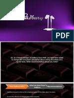 Cadbury Case Study Analysis