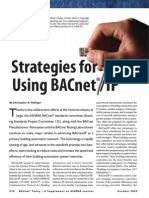 Strategies for Using BACnetIP