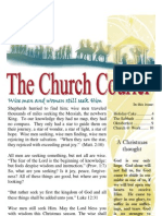 The Church Courier, December 2009