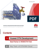 Huawei WDM-OTN Product Family Main Slide