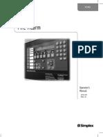 4100 U Operators Manual