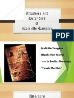 Attackers and Defenders of Noli