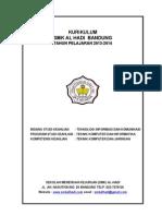 KTSP TKJ Smk Alhadi-2013-2014
