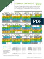 Zija 2014 Four Week Rolling Calendar RUM 11 13