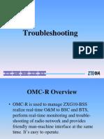 10.Alarm Handling of ZTE B8018 Bts