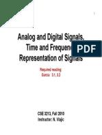 CSE3213 04 AnalogDigitalSignals F2010