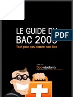 Guide Du Bac