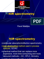 NIR Spectrometry
