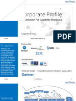 TMZ Corporate Profile Services