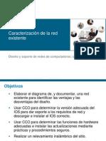 CCNA-Disc-4-Capítulo-3 Caracterizacion de La Red Existente