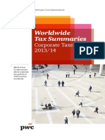 Worldwide Tax Summaries 2013 2014
