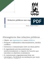 7 RRPP Nas Organizações