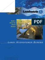 Landy Hydropower Screws