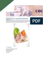 Secreto Para Un Buen Ceviche Peruano