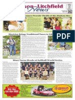 Hudson~Litchfield News 8-15-2014