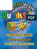 3x3 Cube Solution_Guide